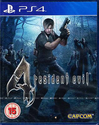 Einfach und sicher online bestellen: Resident Evil 4 HD (AT-PEGI) in Österreich kaufen.