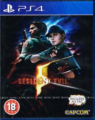 Einfach und sicher online bestellen: Resident Evil 5 HD (AT-PEGI) in Österreich kaufen.