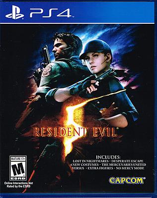 Einfach und sicher online bestellen: Resident Evil 5 HD (US-Import) in Österreich kaufen.