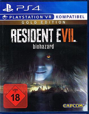 Einfach und sicher online bestellen: Resident Evil 7 biohazard Gold Edition in Österreich kaufen.