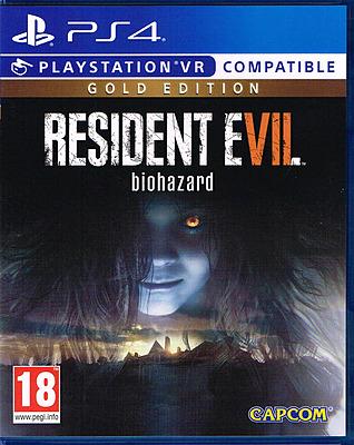 Einfach und sicher online bestellen: Resident Evil 7 biohazard Gold Edition (PEGI) in Österreich kaufen.