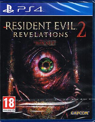 Einfach und sicher online bestellen: Resident Evil: Revelations 2 (PEGI) in Österreich kaufen.