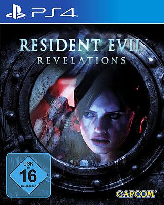 Einfach und sicher online bestellen: Resident Evil: Revelations HD (AT-PEGI) in Österreich kaufen.