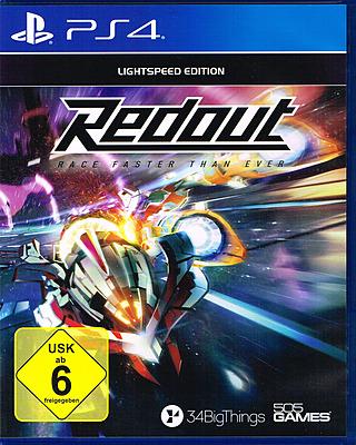 Einfach und sicher online bestellen: Redout Lightspeed Edition in Österreich kaufen.