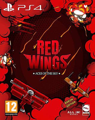 Einfach und sicher online bestellen: Red Wings: Aces of the Sky Baron Edition (PEGI) in Österreich kaufen.