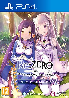 Einfach und sicher online bestellen: Re:ZERO The Prophecy of the Throne Collectors in Österreich kaufen.