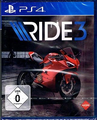 Einfach und sicher online bestellen: RIDE 3 + Bonus DLC (AT-PEGI) in Österreich kaufen.