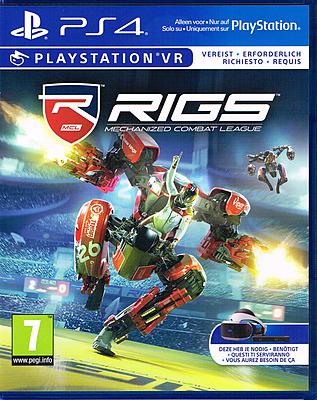 Einfach und sicher online bestellen: RIGS: Mechanized Combat League (AT-PEGI) in Österreich kaufen.