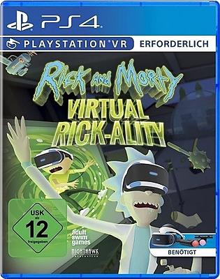 Einfach und sicher online bestellen: Rick & Morty Virtual Rick-ality in Österreich kaufen.