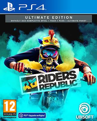 Einfach und sicher online bestellen: Riders Republic Ultimate (AT-PEGI) in Österreich kaufen.