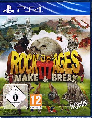 Einfach und sicher online bestellen: Rock of Ages 3: Make & Break in Österreich kaufen.