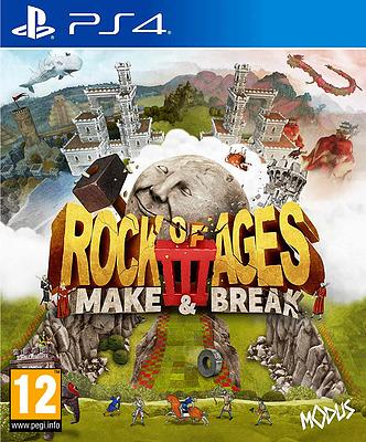Einfach und sicher online bestellen: Rock of Ages 3: Make & Break (PEGI) in Österreich kaufen.