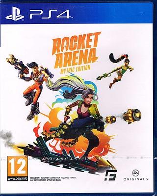 Einfach und sicher online bestellen: Rocket Arena Mythic Edition (AT-PEGI) in Österreich kaufen.