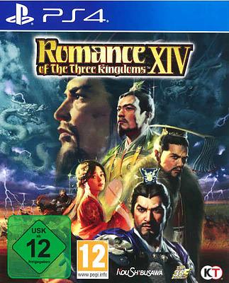 Einfach und sicher online bestellen: Romance of the Three Kingdoms 14 in Österreich kaufen.