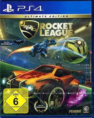 Einfach und sicher online bestellen: Rocket League Ultimate Edition in Österreich kaufen.