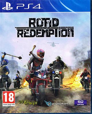 Einfach und sicher online bestellen: Road Redemption (PEGI) in Österreich kaufen.
