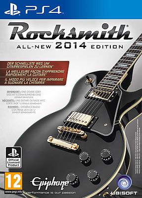 Einfach und sicher online bestellen: Rocksmith 2014 Edition (mit Kabel) in Österreich kaufen.
