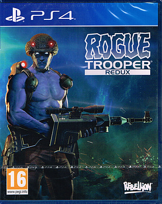 Einfach und sicher online bestellen: Rogue Trooper Redux (EU-Import) in Österreich kaufen.