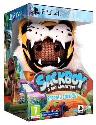 Einfach und sicher online bestellen: Sackboy: A Big Adventure Limited Edition (AT-PEGI) in Österreich kaufen.