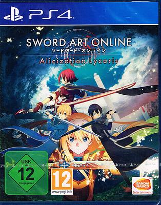 Einfach und sicher online bestellen: Sword Art Online: Alicization Lycoris + 4 Boni in Österreich kaufen.