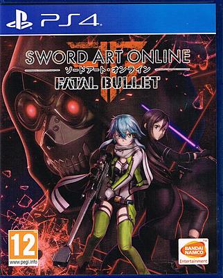 Einfach und sicher online bestellen: Sword Art Online: Fatal Bullet (AT-PEGI) in Österreich kaufen.
