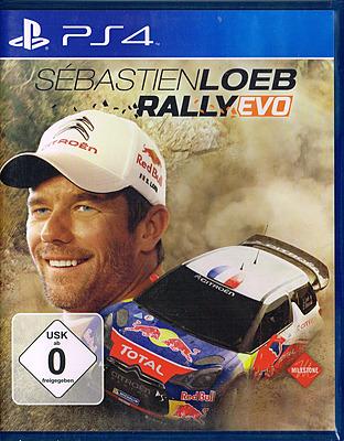 Einfach und sicher online bestellen: Sebastien Loeb Rally Evo in Österreich kaufen.