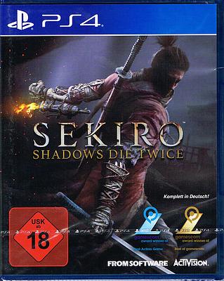 Einfach und sicher online bestellen: Sekiro: Shadows Die Twice in Österreich kaufen.