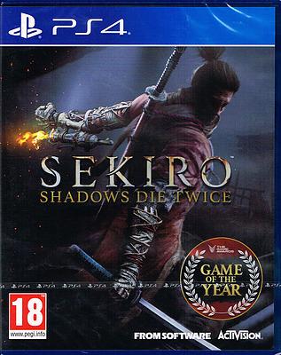 Einfach und sicher online bestellen: Sekiro: Shadows Die Twice (PEGI) in Österreich kaufen.