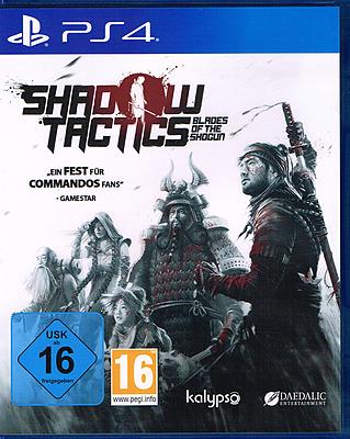 Einfach und sicher online bestellen: Shadow Tactics: Blades of the Shogun in Österreich kaufen.