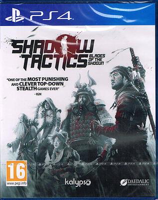 Einfach und sicher online bestellen: Shadow Tactics: Blades of the Shogun (PEGI) in Österreich kaufen.