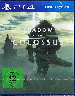 Einfach und sicher online bestellen: Shadow of the Colossus (AT-PEGI) in Österreich kaufen.