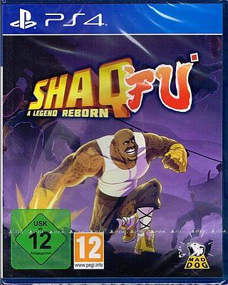 Einfach und sicher online bestellen: Shaq Fu: Legend Reborn in Österreich kaufen.