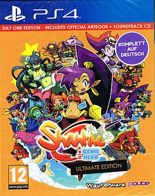 Einfach und sicher online bestellen: Shantae: Half-Genie Hero Ultimate Day 1 Edition in Österreich kaufen.