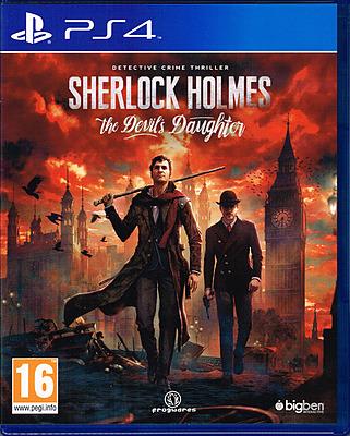 Einfach und sicher online bestellen: Sherlock Holmes: The Devils Daughter (PEGI) in Österreich kaufen.