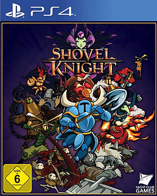 Einfach und sicher online bestellen: Shovel Knight in Österreich kaufen.