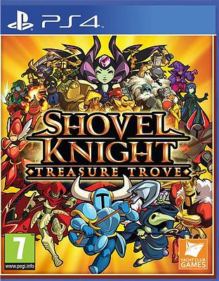 Einfach und sicher online bestellen: Shovel Knight Treasure Trove (PEGI) in Österreich kaufen.