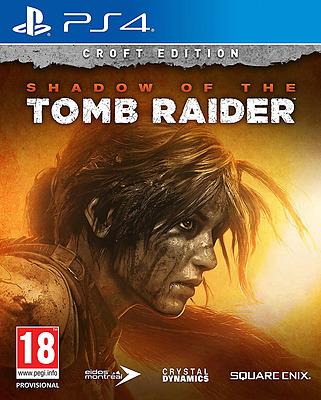 Einfach und sicher online bestellen: Shadow of the Tomb Raider Croft Edition (EU) in Österreich kaufen.