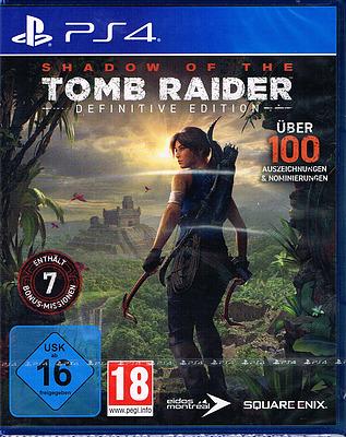 Einfach und sicher online bestellen: Shadow of the Tomb Raider Definitive Edition in Österreich kaufen.