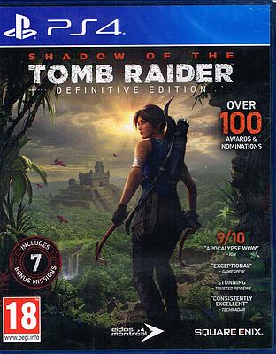 Einfach und sicher online bestellen: Shadow of the Tomb Raider Definitive Edition(PEGI) in Österreich kaufen.