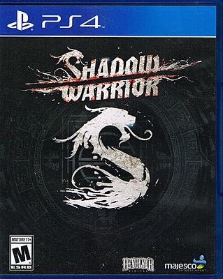 Einfach und sicher online bestellen: Shadow Warrior (US-Import) in Österreich kaufen.