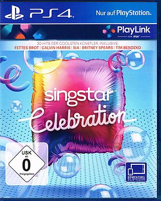 Einfach und sicher online bestellen: SingStar Celebration in Österreich kaufen.
