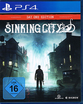 Einfach und sicher online bestellen: The Sinking City - Death May Die + 6 Boni in Österreich kaufen.