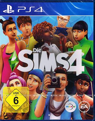 Einfach und sicher online bestellen: Die Sims 4 (AT-PEGI) in Österreich kaufen.