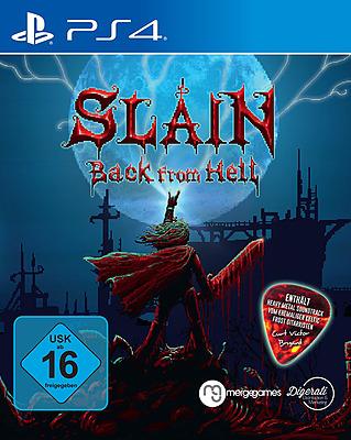 Einfach und sicher online bestellen: Slain - Back from Hell in Österreich kaufen.