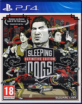 Einfach und sicher online bestellen: Sleeping Dogs Definitive Edition (AT-PEGI) in Österreich kaufen.