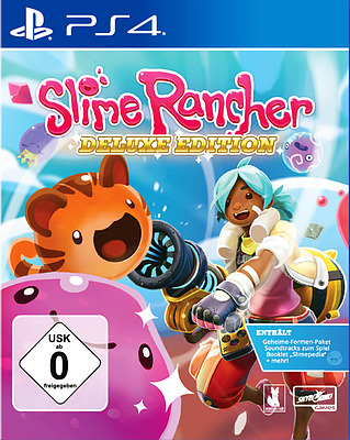 Einfach und sicher online bestellen: Slime Rancher Deluxe Edition in Österreich kaufen.