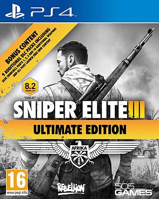 Einfach und sicher online bestellen: Sniper Elite 3 Afrika Ultimate Edition (PEGI) in Österreich kaufen.