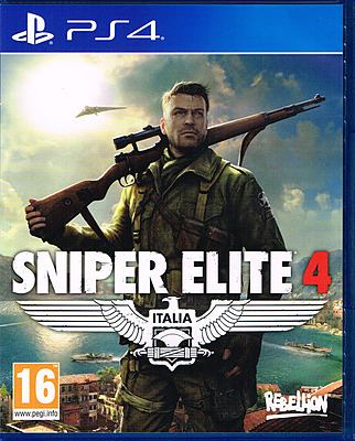 Einfach und sicher online bestellen: Sniper Elite 4 (AT-PEGI) in Österreich kaufen.