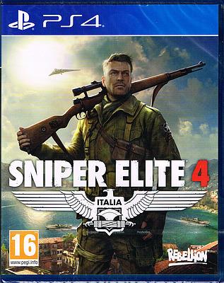 Einfach und sicher online bestellen: Sniper Elite 4 (EU-Import) in Österreich kaufen.