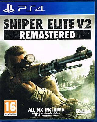 Einfach und sicher online bestellen: Sniper Elite V2 Remastered (PEGI) in Österreich kaufen.